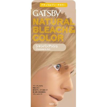 Mandom Gatsby Natural Bleach Color Shampagne Ash