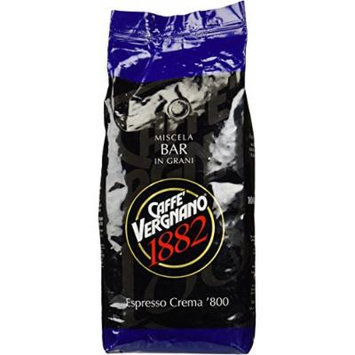 Caffe Vergnano 1882 Espresso Crema '800 Beans - 2.2 lb