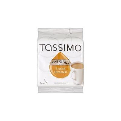Tassimo Twinings English Tea 40g - 16 Capsules