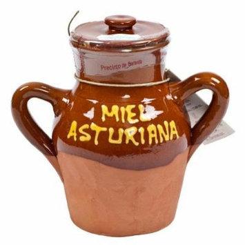 Chestnut Honey - 17.86 oz in ceramic crock