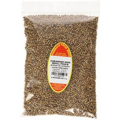 Marshalls Creek Spices Coriander Seed Whole Seasoning Refill, 10 Ounce