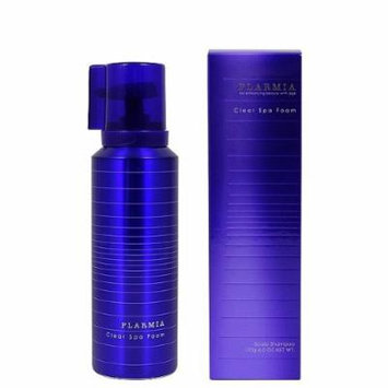 Milbon Plarmia Clear Spa Foam Deep Cleansing Scalp Shampoo 6 oz