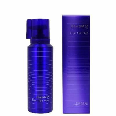 Milbon Plarmia Clear Spa Foam Deep Cleansing Scalp Shampoo 6 oz