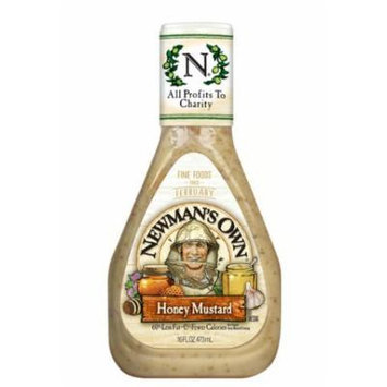 Newman's Own Honey Mustard Dressing, 16-ounce (Pack of 3)