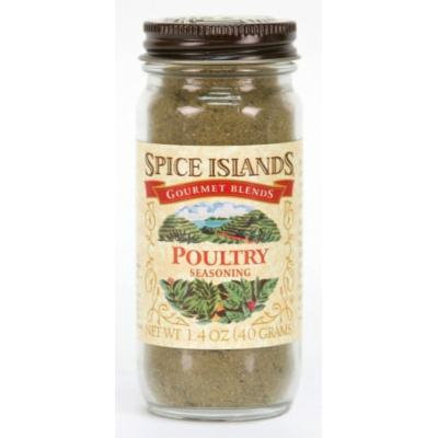 Spice Islands: Poultry Seasoning Spice, 1.4 Oz