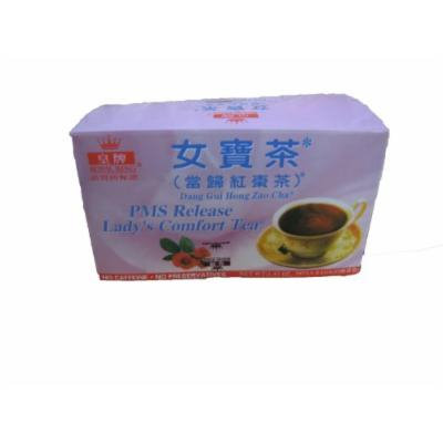 PMS Release Lady's Comfort Tea - 20 Bags