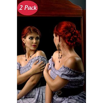 DEEP RED Henna Hair & Beard Color / Dye - 2 Pack - The Henna Guys®