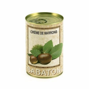 Chestnut Spread - Creme de Marrons - 1 x 17.6 oz