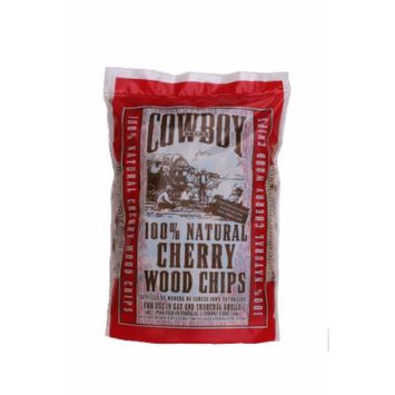 Cowboy 180 Cubic Inch Cherry Wood Chips