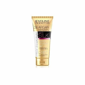 Eveline Argan Keratin Hair Conditioner 8in1 Innovation! Beauty Salon Effect Just After First Use! 200ml