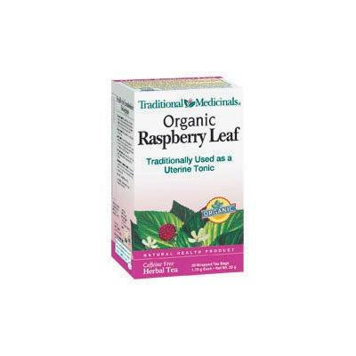 Red Raspberry Leaf Tea (20bag) Brand: Traditional Medicinals