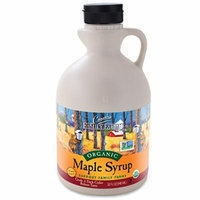 Coombs Family Farms Maple Syrup, Pure Grade A, Dark Color, Robust Taste, 32-Ounce