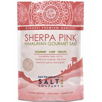 Sherpa Pink Gourmet Himalayan Salt, 10lbs Extra-Fine Grain. Incredible Taste. Rich in Nutrients and Minerals To Improve Your Health. Add To Your Cart Today.