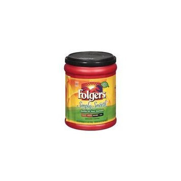 Folgers Simply Smooth Ground Coffee, 11.5 oz(Pack of 4)