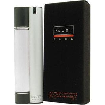 Plush By Fubu For Men. Eau De Toilette Spray 3.4 Oz.
