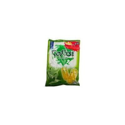 Snack Made in Thailand Dozo Japanese Rice Cracker Original Flavour Size 56 G. (3 Bag )