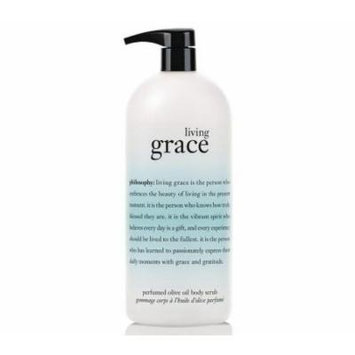 Philosophy Amazing Grace Perfumed Olive Oil Body Scrub (32 fl. oz.)
