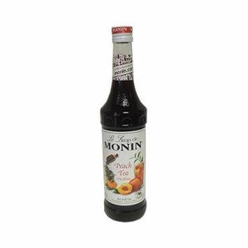 Monin - Peach Tea Thé Pêche Syrup - 700ml