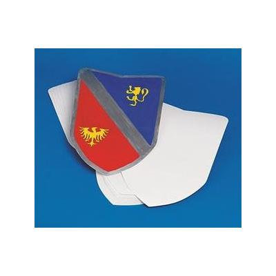Blank Shields (Pack of 36)