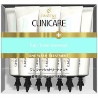 P&G Pantene Clinicare , Hair Care , Hair Time Renewal One Wash Treatment for Damage Hair15g x 10