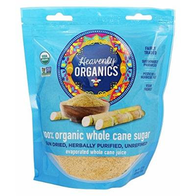 Heavenly Sugar Organic Whole Sugar