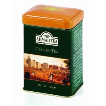 Ahmad Tea Ceylon Tea, 3.5 Ounce Tin
