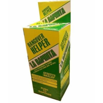 Hangover Helper La Rapidita 30 Packs Per Box