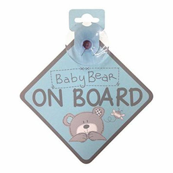 Babies R Us Baby on Board Sign - Baby Bear