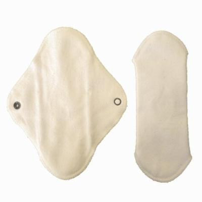 GladRags Pantyliner Plus Made with Organically Grown Cotton, Natural, 3 Count