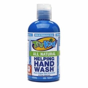 TruKid Helping Hand Wash, Fresh Citrus Scent 8 fl oz (236 ml)