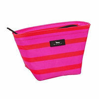 SCOUT Crown Jewels Cosmetic Bag, Hot Pink Floyd, 4-1/2 by 8-1/4 by 4-1/2 Inches