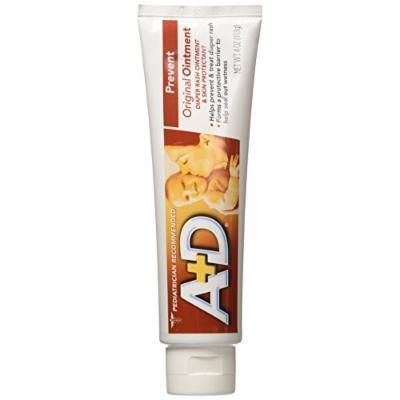 A&D Diaper Rash Ointment, 4 Count