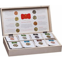 Wissotzky Tea, The Journey Collection, Tea Lovers Assortment 80 Sealed Bags