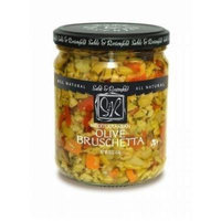 Sable and Rosenfeld Spicy Olive Bruschetta, 16 Ounce