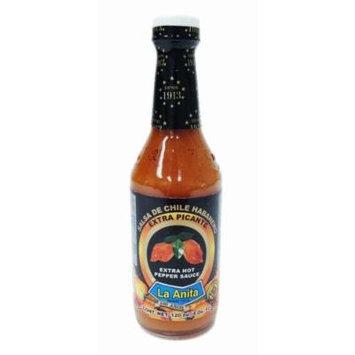 La Anita Habanero Hot Sauce Extra Hot