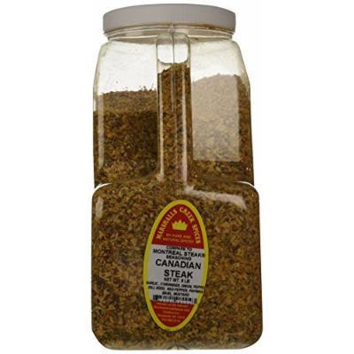 Marshalls Creek Spices No Salt Canadian Steak Restaurant Jug, 6 Pound