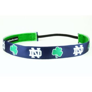 One Up Bands Women's NCAA University of Notre Dame Team One Size Fits Most