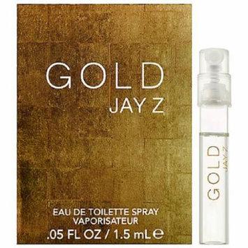 JAY Z GOLD - 0.05 oz Eau de Toilette Spray Sampler with Card