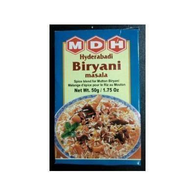 MDH Hyderabadi Biryani Masala - 1.75oz