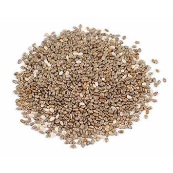 Organic Black Chia Seed, 25 Lb Bag
