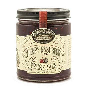 Cherry Raspberry Preserves - 3 PACK - Shipping Included