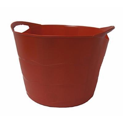 TuffTote Multi-Use Bucket, Chili, 7 gal