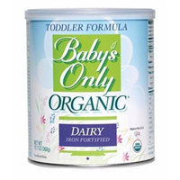 Baby's Only Organic Dairy Toddler Formula,12.7 oz. [1 Each (Single)]