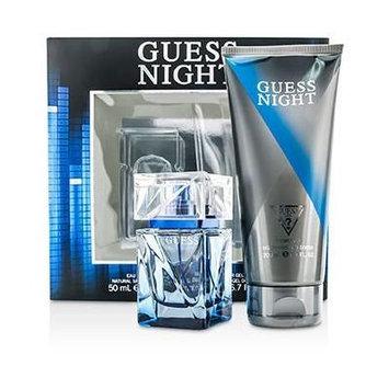 Guess Night Coffret: Eau De Toilette Spray 50ml/1.7oz + Shower Gel 200ml/6.7oz 2pcs