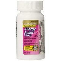 GoodSense Allergy Relief, Diphenhydramine HCL Antihistamine, 25 mg, 400 Count