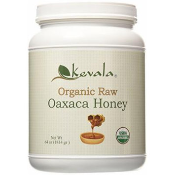 Kevala Organic Raw Oaxaca Honey 4 Lbs