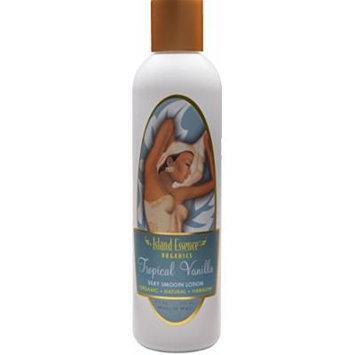 Island Essence® Vanilla Lotion - All Natural Organic Silky Hawaiian Tropical Vanilla Body Lotion 4pk 34oz
