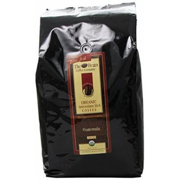 The Bean Coffee Company, Le Bean (Dark French Roast) Whole Bean Coffee, Decaffeinated, 5-Pound Bags