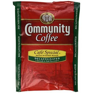 Community Coffee Pre-Measured Packs Café Special Decaf, 20 Count