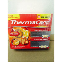 Thermacare New Multi-use Pack 11 Joint/muscle Heat Wraps